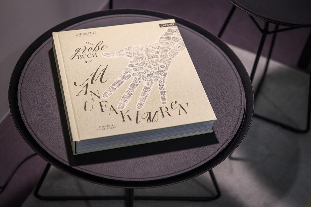 Das große Buch der Manufakturen - Herausgeber Olaf Salié
