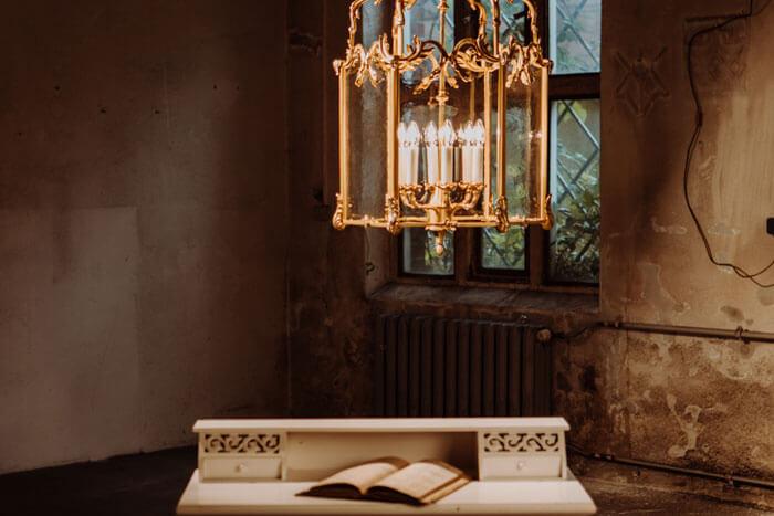 Eleganten Lampen renommierter Designer