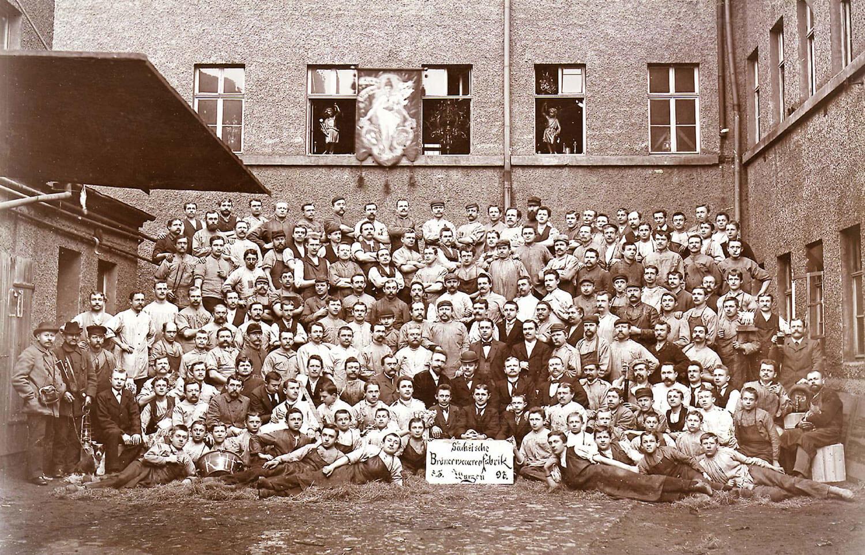 Sächsische Broncewarenfabrik K. A. Seyffert 1862
